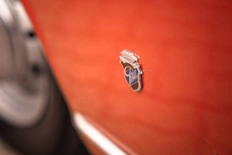 1962 Innocenti 950 Spider 21