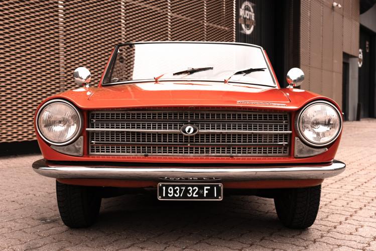 1962 Innocenti 950 Spider 6