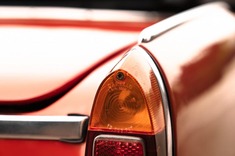 1962 Innocenti 950 Spider 23