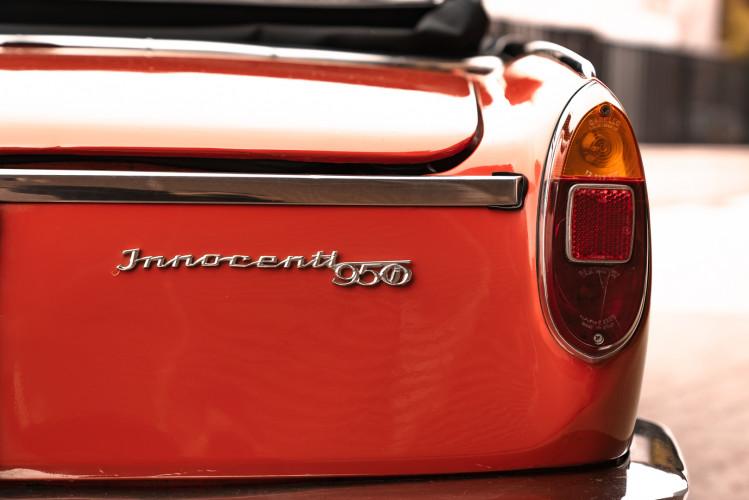 1962 Innocenti 950 Spider 25