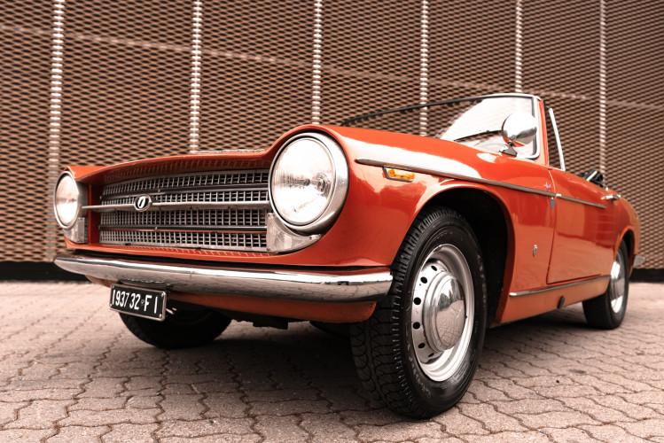1962 Innocenti 950 Spider 4