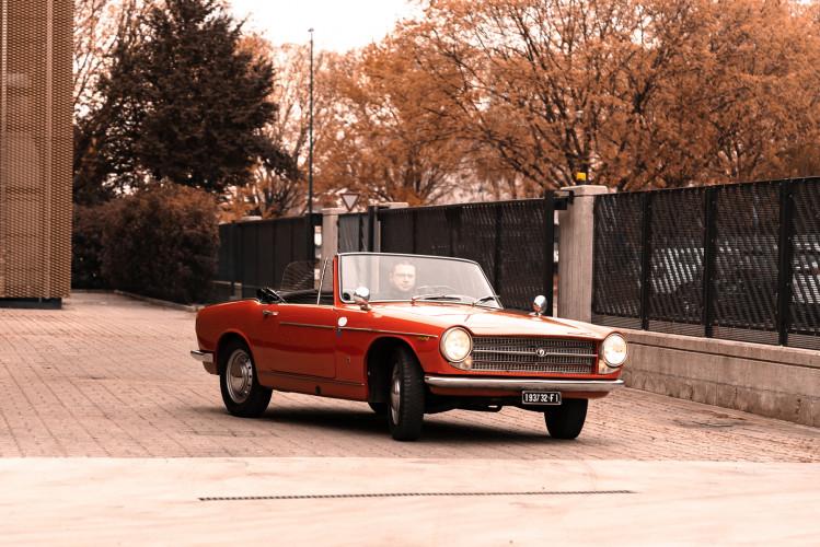 1962 Innocenti 950 Spider 1