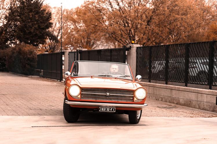 1962 Innocenti 950 Spider 60