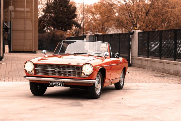 1962 Innocenti 950 Spider 0