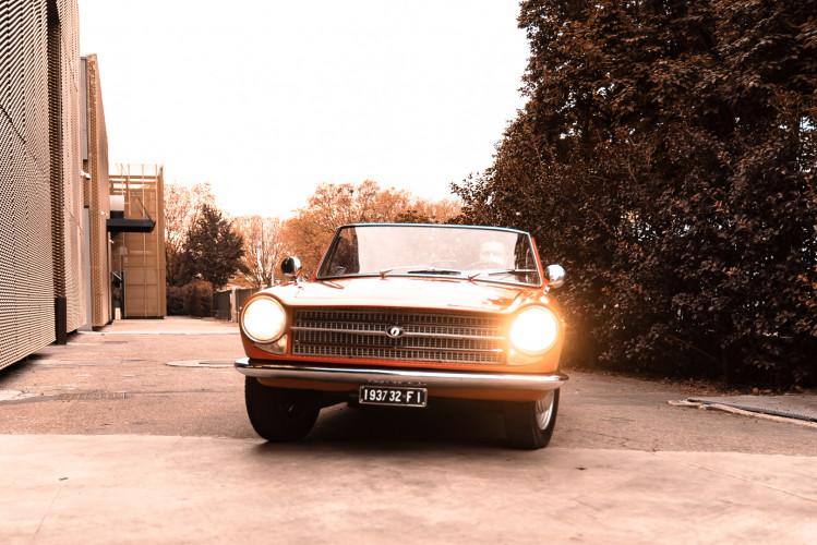 1962 Innocenti 950 Spider 18