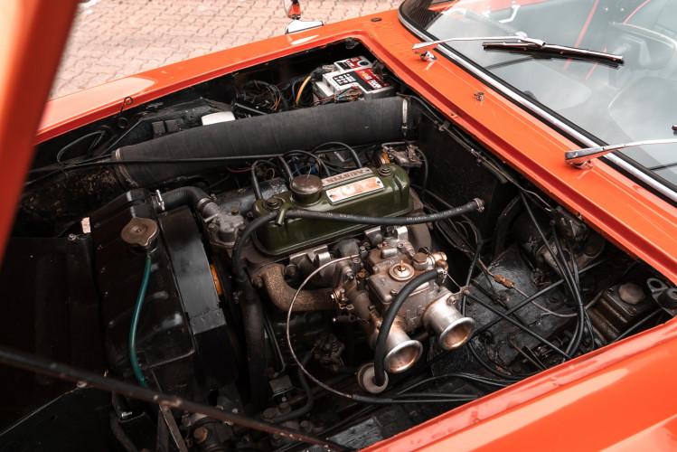1962 Innocenti 950 Spider 51