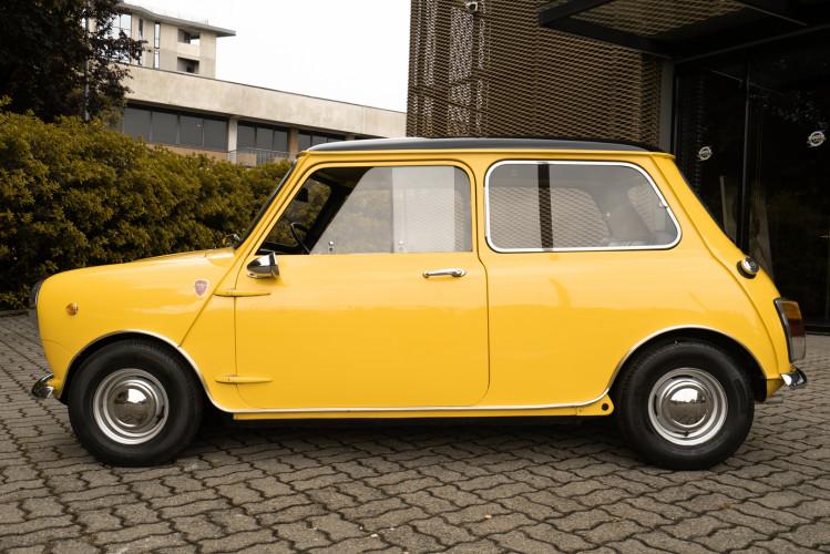 1968 Innocenti Mini Cooper MK1 7