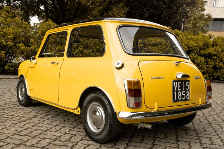 1968 Innocenti Mini Cooper MK1 11