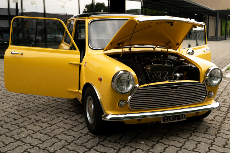 1968 Innocenti Mini Cooper MK1 47
