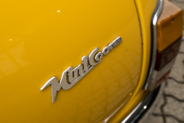 1968 Innocenti Mini Cooper MK1 18