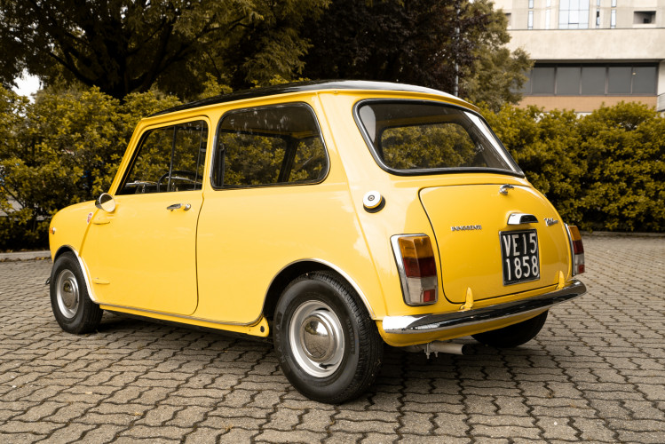1968 Innocenti Mini Cooper MK1 14