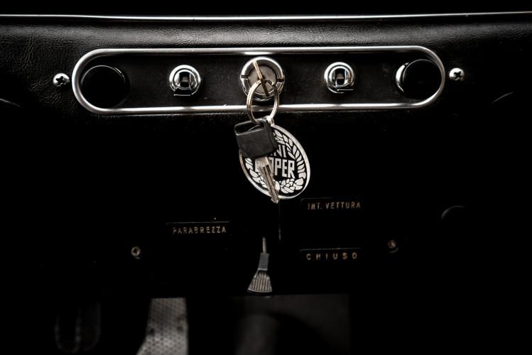 1968 Innocenti Mini Cooper MK1 40