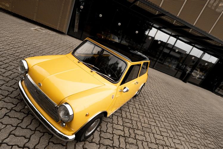 1968 Innocenti Mini Cooper MK1 8