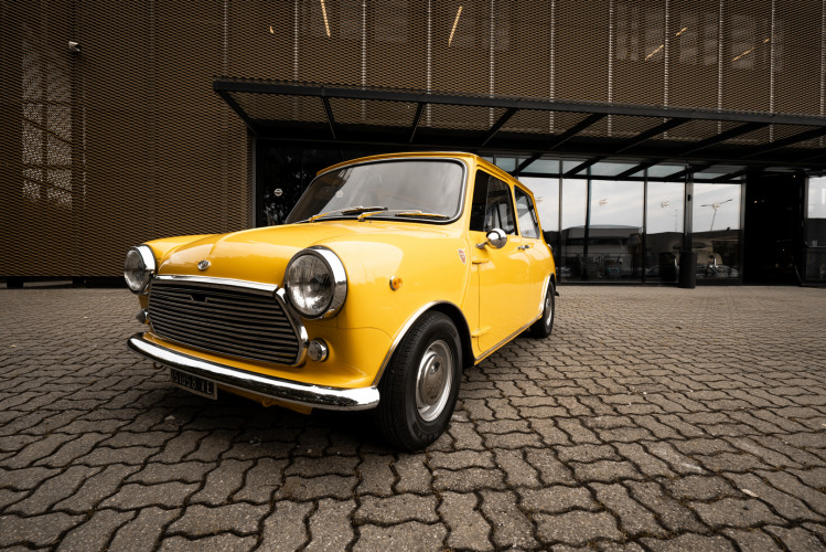 1968 Innocenti Mini Cooper MK1 5