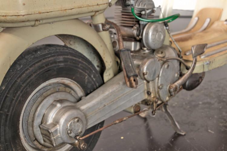 1952 Innocenti Lambretta D 125 Freccia d' Oro 6