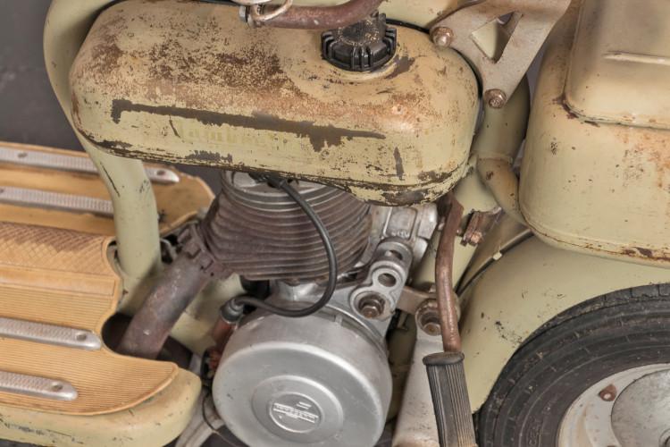 1952 Innocenti Lambretta D 125 Freccia d' Oro 9