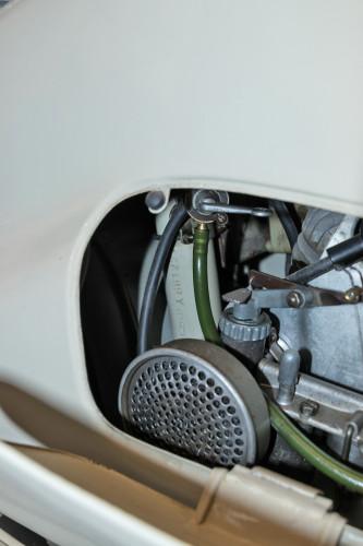 1954 Innocenti Lambretta 125 LD Avviamento Elettrico 12