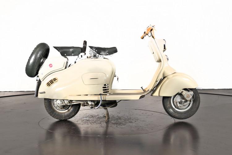 1954 Innocenti Lambretta 125 LD Avviamento Elettrico 2