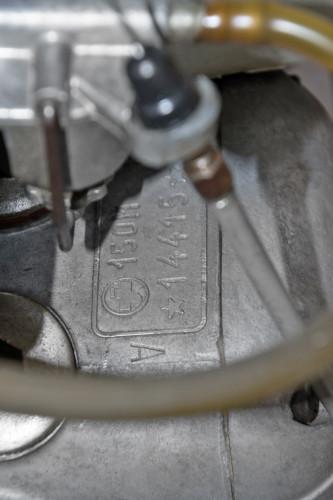1958 Innocenti Lambretta 150 FD  15