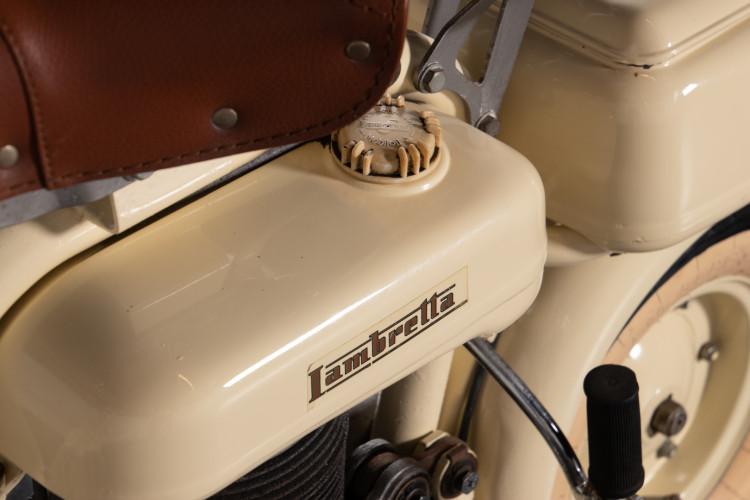 1954 Innocenti Lambretta 125 D 12