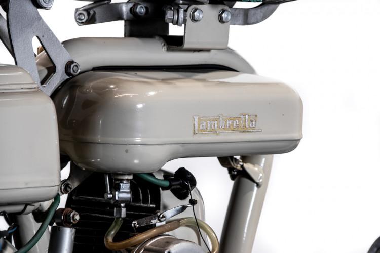 1955 Innocenti Lambretta 150 D 9
