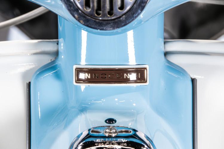 1957 Innocenti Lambretta 150 D 11