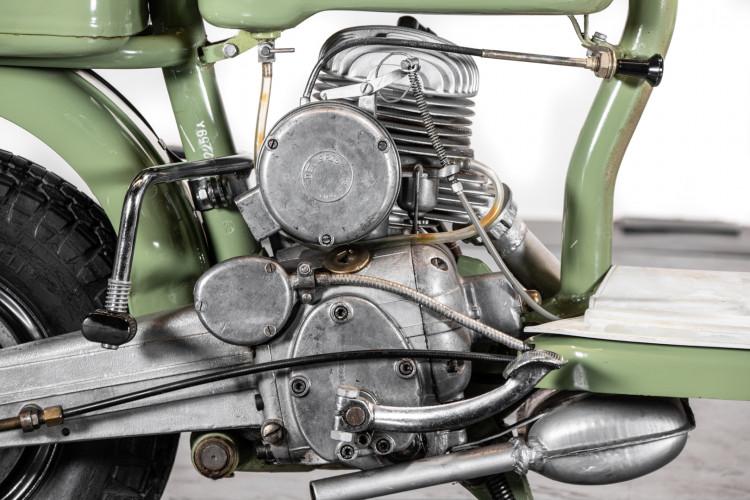 1952 Innocenti Lambretta 125 D 9