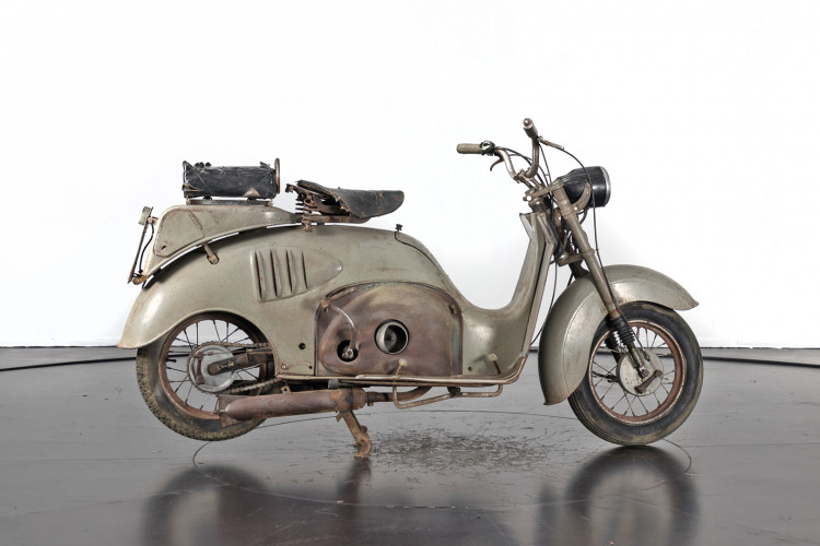 1953 Iso Scooter 125 2