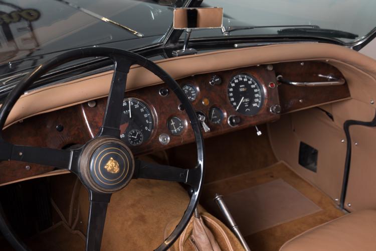 1955 Jaguar XK140 Roadster OTS 11