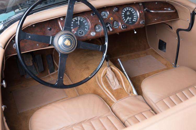 1955 Jaguar XK140 Roadster OTS 10