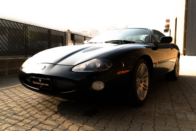 2002 Jaguar 4.2 XKR Coupé 0