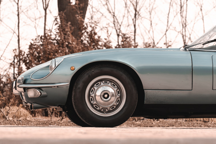 1971 Jaguar E-Type V12 Coupé 27