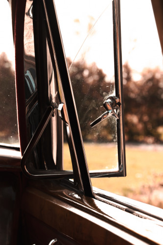 1961 Jaguar MK2 3.8 35
