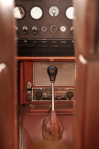1961 Jaguar MK2 3.8 36