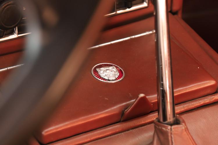 1961 Jaguar MK2 3.8 48