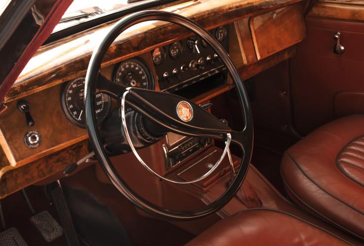 1961 Jaguar MK2 3.8 25