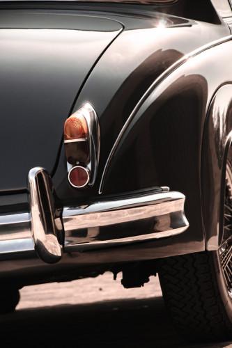 1961 Jaguar MK2 3.8 9