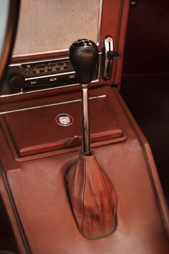 1961 Jaguar MK2 3.8 47