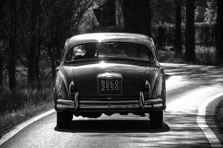 1961 Jaguar MK2 3.8 7