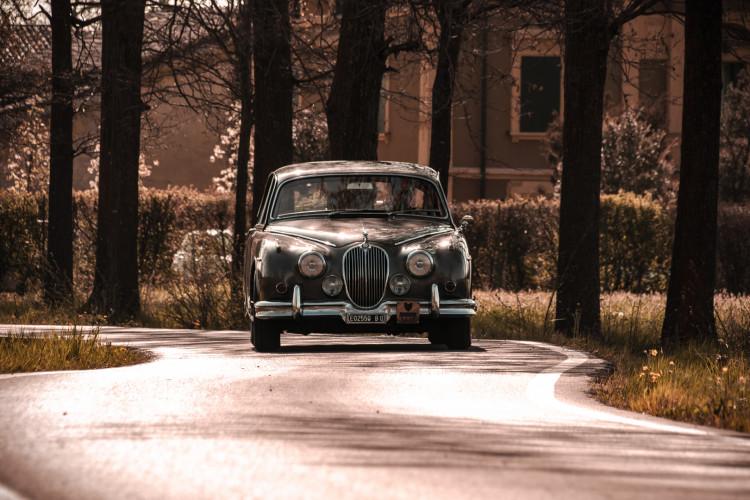 1961 Jaguar MK2 3.8 3