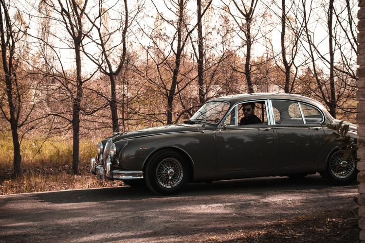 1961 Jaguar MK2 3.8 0