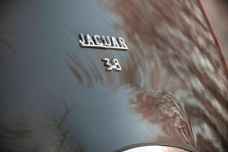 1961 Jaguar MK2 3.8 17