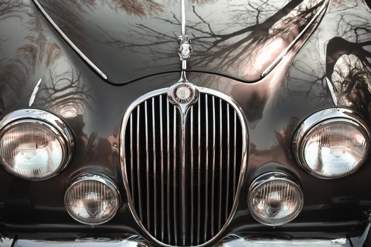 1961 Jaguar MK2 3.8 15