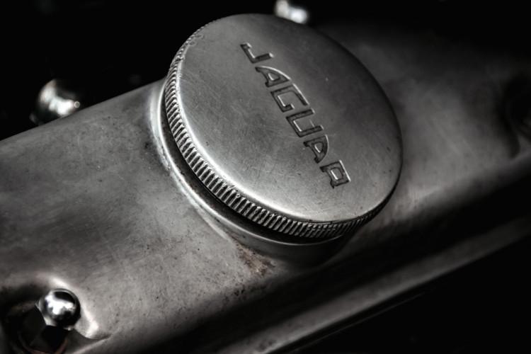 1961 Jaguar MK2 3.8 12