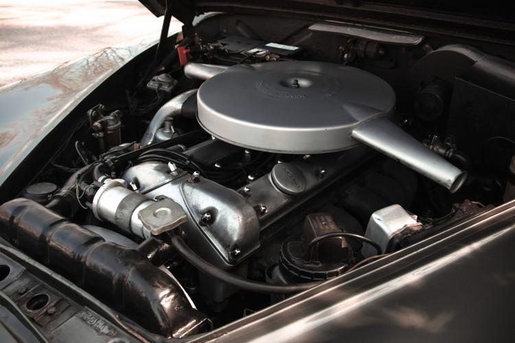 1961 Jaguar MK2 3.8 50