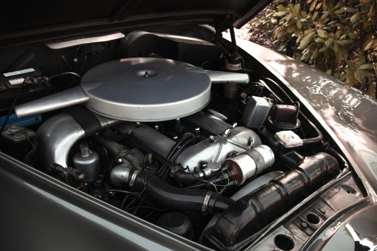 1961 Jaguar MK2 3.8 49