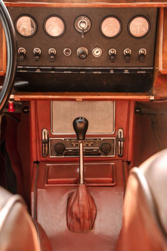 1961 Jaguar MK2 3.8 42
