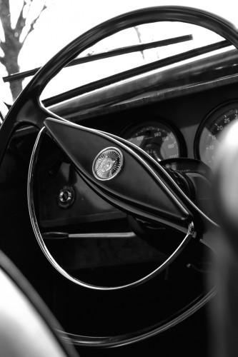 1961 Jaguar MK2 3.8 40