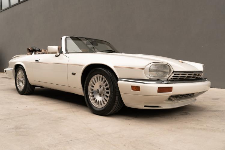 1995 Jaguar XJS Convertible V12 0