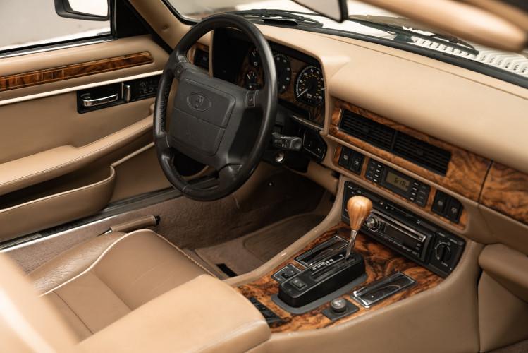 1995 Jaguar XJS Convertible V12 20